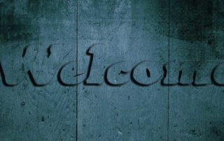 Welcome Willkommen