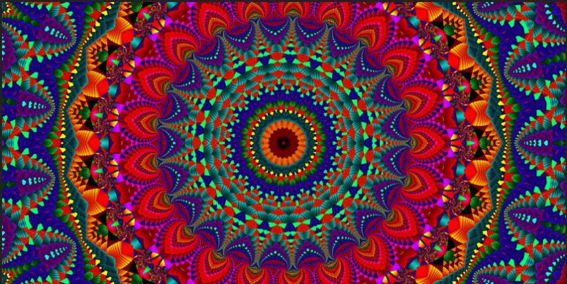 Mandalas Spiegel der Seele