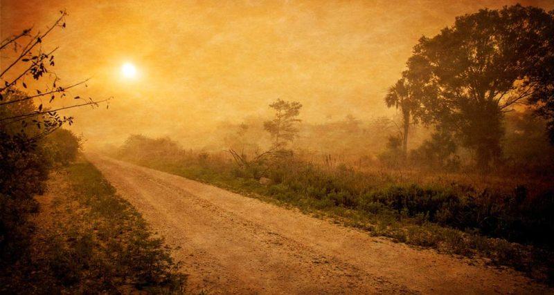 Weg nach Irgendwo