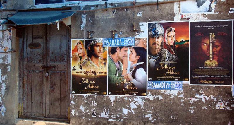 Bollywood Filmplakate
