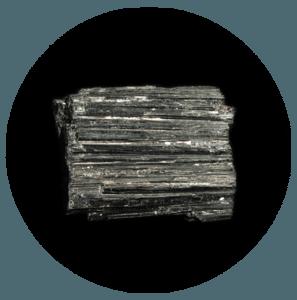 Schwarzer Turmalin