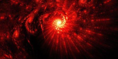 Geburt des Lichtes
