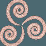 Die Triskele - Symbol der Kelten
