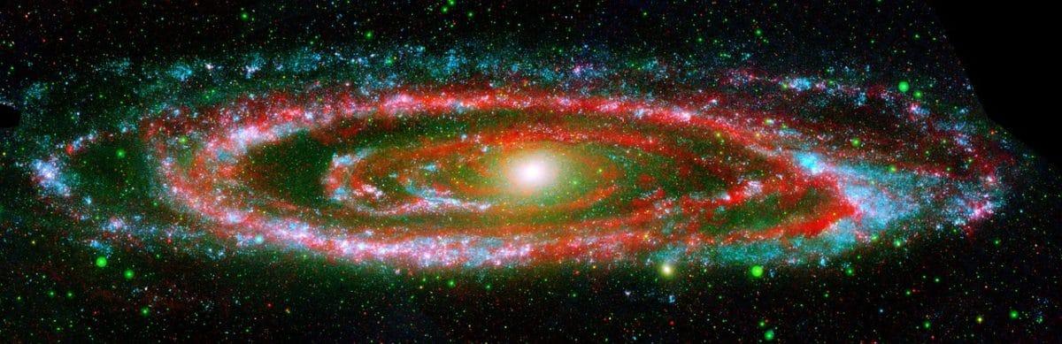 Spirale im Kosmos
