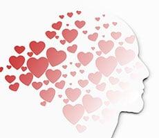 Herz Kopf Balance