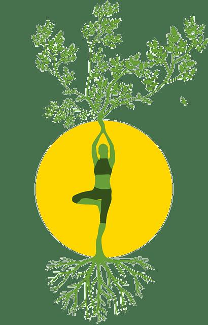 Asana - Der Baum