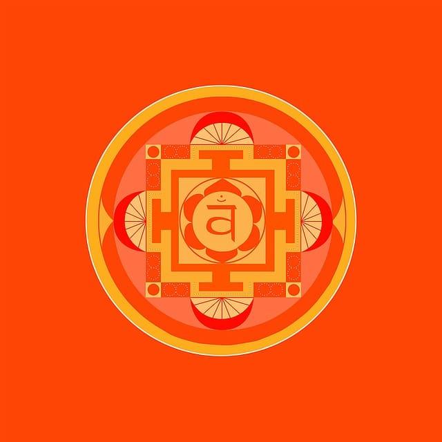 Swadhishthana - Sakralchakra