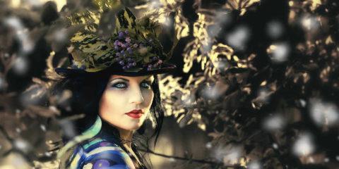 Die Leidenschaft der natürlichen Frau