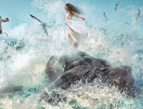 Meditation: Nutze den Klang und die Weite des Meeres