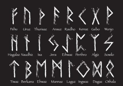 24er Futhark - Runen