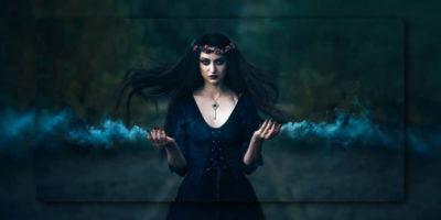 Elfte Rauhnacht - Magische Frau