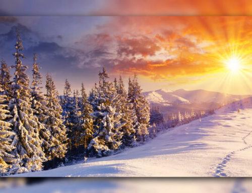 Zehnte Rauhnacht: Gehe in das Gefühl allseits schützender Wärme