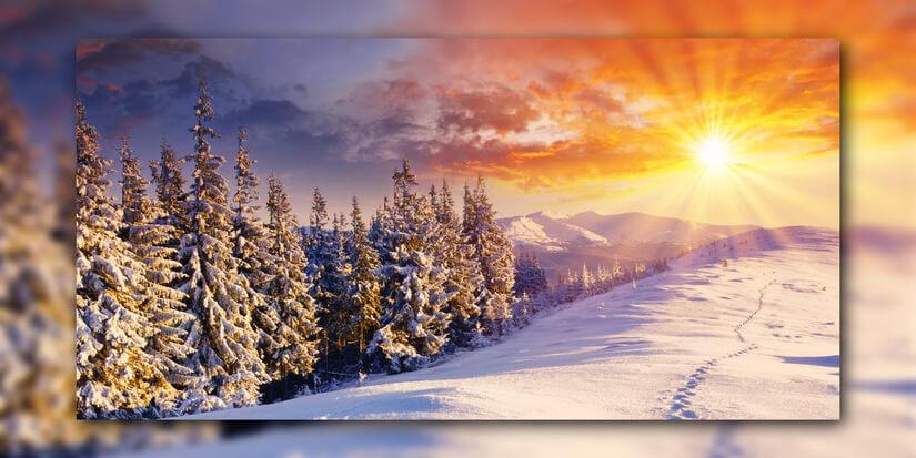 Zehnte Rauhnacht - allseits schützende Wärme