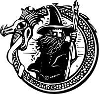 Odin und die Schlange Midgards