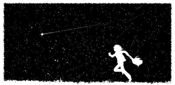 Sternschnuppen fangen