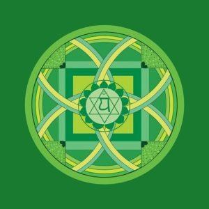 Symbol Herzchakra