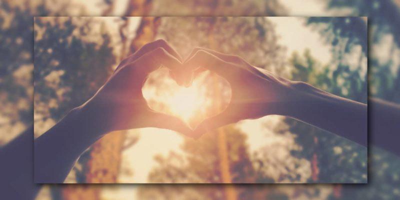 Das Herzchakra Sitz Der Universellen Liebe Taste Of Power