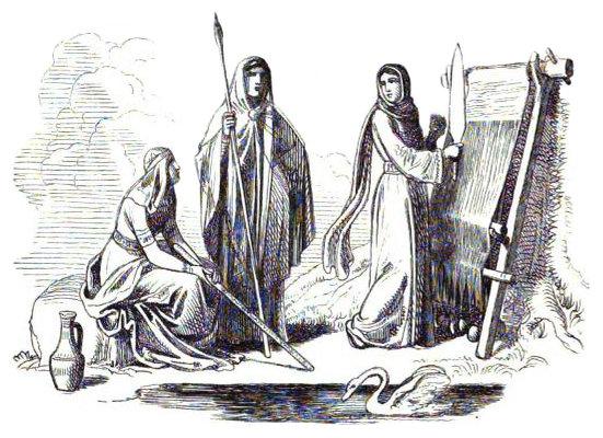 Illustration von: Constantin Hansen 1804 - 1880