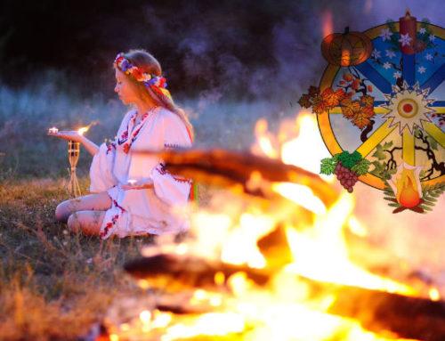 Der Jahreskreis alter keltischer und germanischer Feste