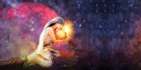 Blutmond Ritual Vollmond Mondfinsternis Göttin
