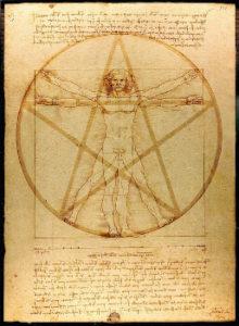 Da Vinci - Pentagramm