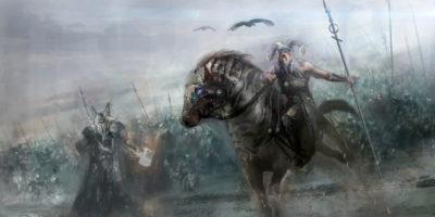 Odin Allavater einäugige Gott der Asen - Nordische Mythologie