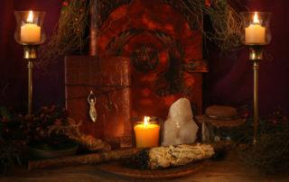 Reinigung, Schutz, Magie, Ritual, Räucherung