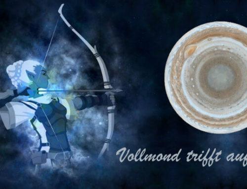 Vollmond in Schütze – 17. Juni 2019