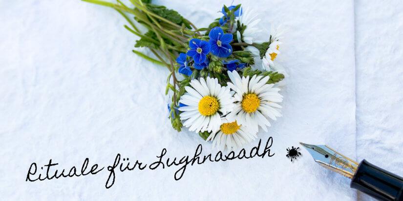 Rituale für Lughnasadh - Das Fest der Schnitterinnen