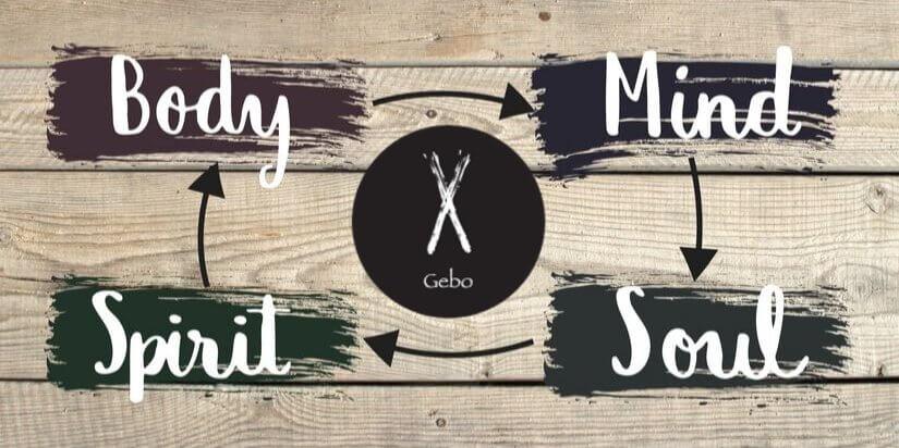 Rune Gebo - Gabe, Geschenk