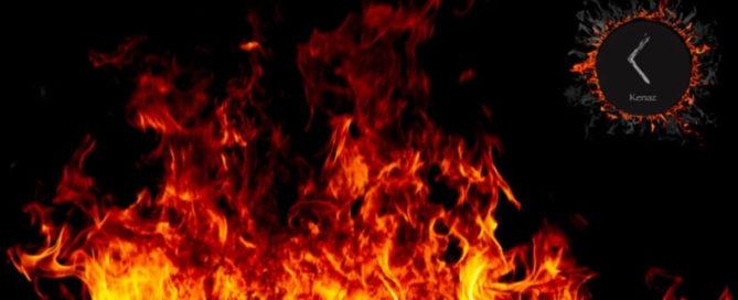 Rune Kenaz - Feuer