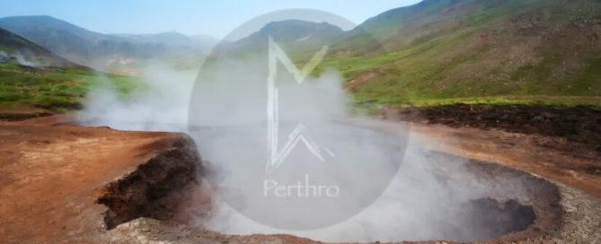 Perthro Rune Kessel