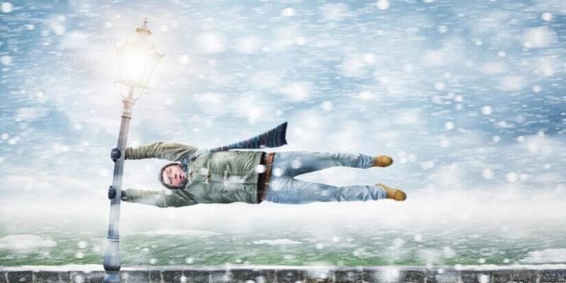 Rune Hagalaz Hagel Schneesturm