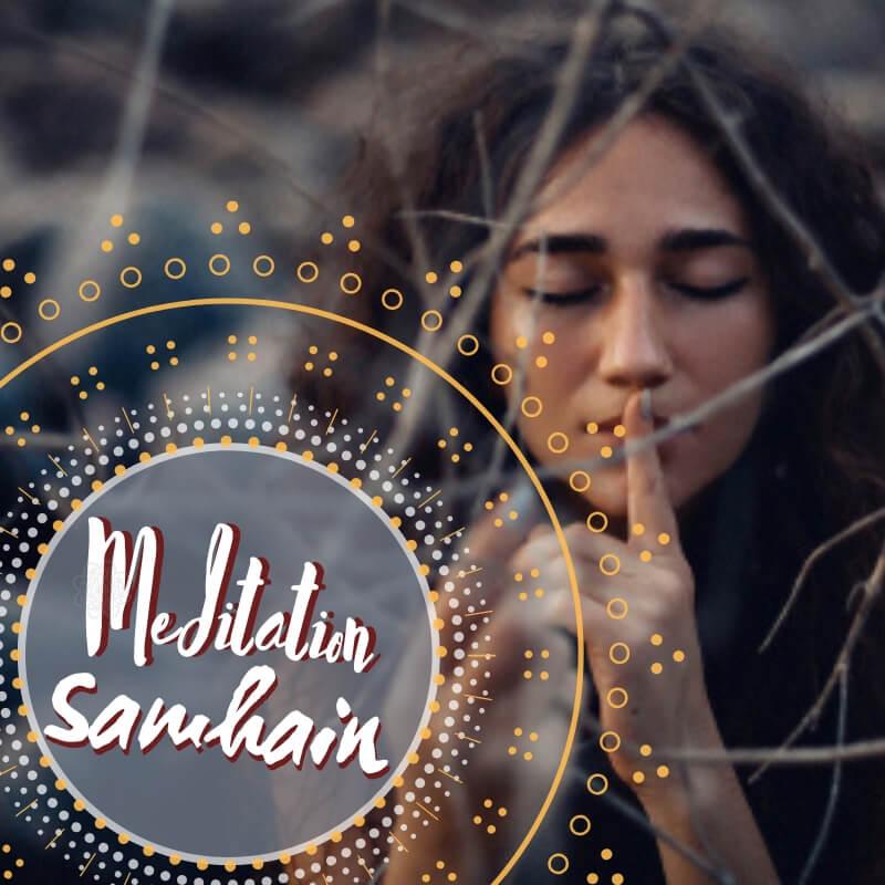 Samhain Meditation - keltischer Jahreskreis