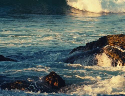 Laguz, die Rune des Wassers, die Quelle allen Lebens