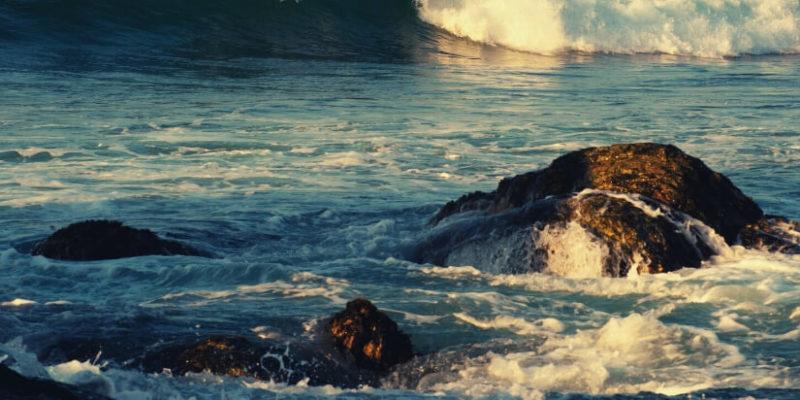 Laguz Rune - Wasser, Meer