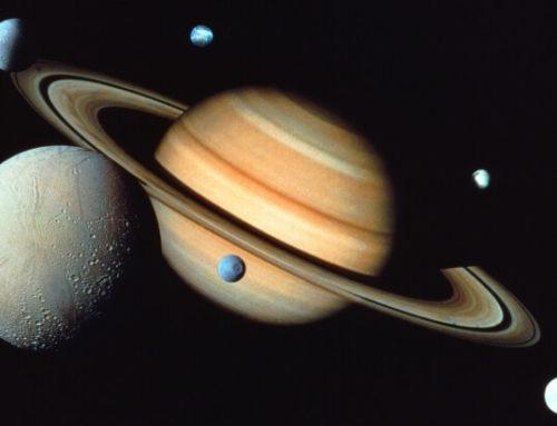 Der Saturn-Pluto-Zyklus beginnt am 12. Januar 2020