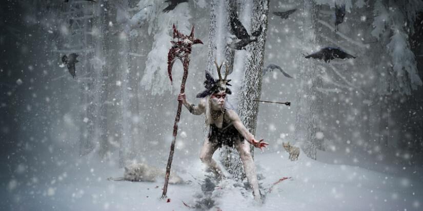 Skadi - Göttin der Winterzeit
