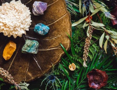Chakra – Ritual zum Vollmond im Skorpion
