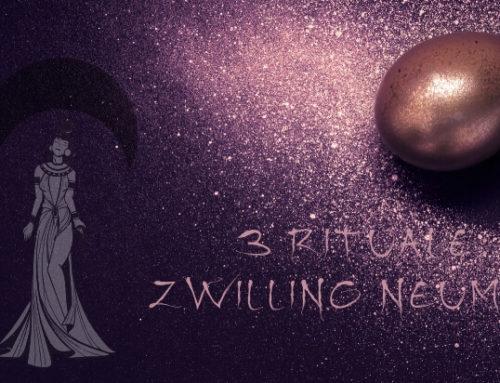 3 erneuernde Rituale VOR dem Zwilling Neumond