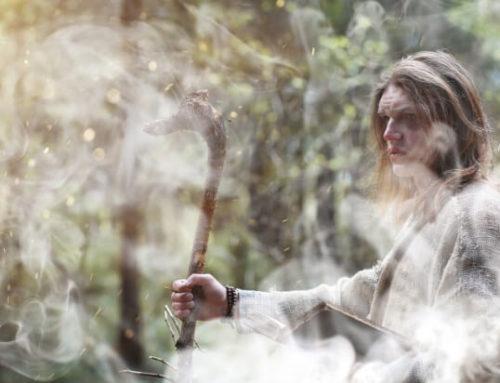 Ritual zur Reinigung für den Vollmond im Steinbock