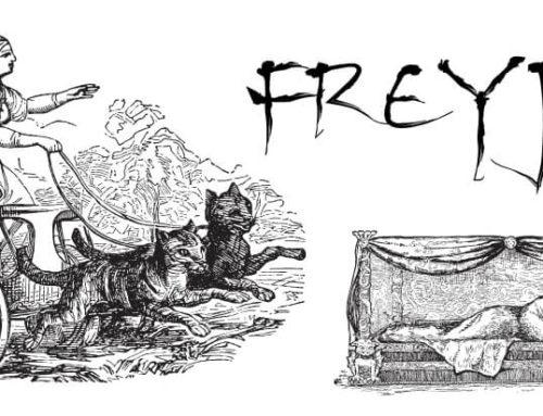 Freyja – Liebes-Göttin & Magierin der alten Welt