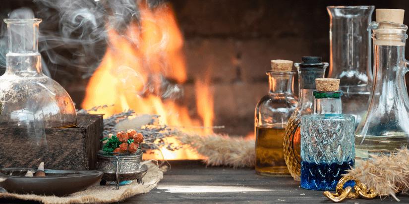Erkältungszeit magische Kräuterküche