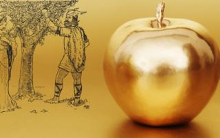 Idun - Göttin und Hüterin der Äpfel der Unsterblichkeit