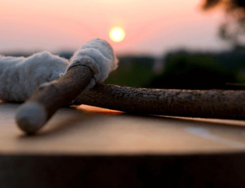 Schamanentrommel – Perfekte Pflege und Aufbewahrung
