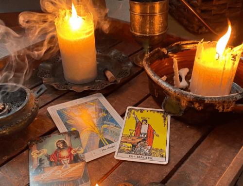 Der Magier (1) im Tarot – Der Alchimist der Großen Arkana
