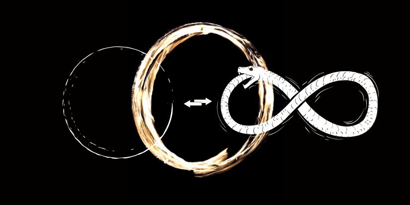 0 - Null - Ouroboros der Zahlen
