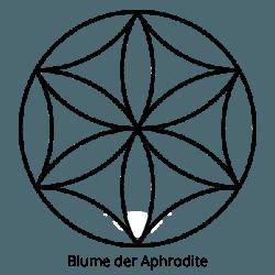 Blume der Aphrodite Symbol