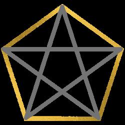Die Fünf im Pentagramm - Pentagon
