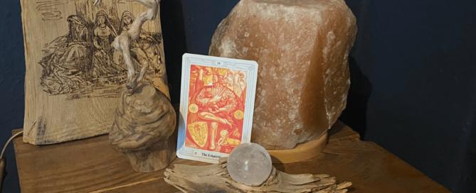 Tarot - Der Kaiser
